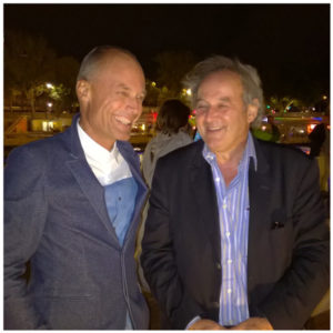 Marc Galy et Bertrand Piccard