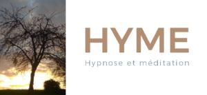 logo association HYME - hypnose et méditation - MARC GALY